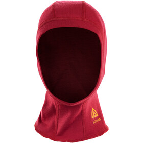 Aclima WarmWool Balaclava Men chili pepper